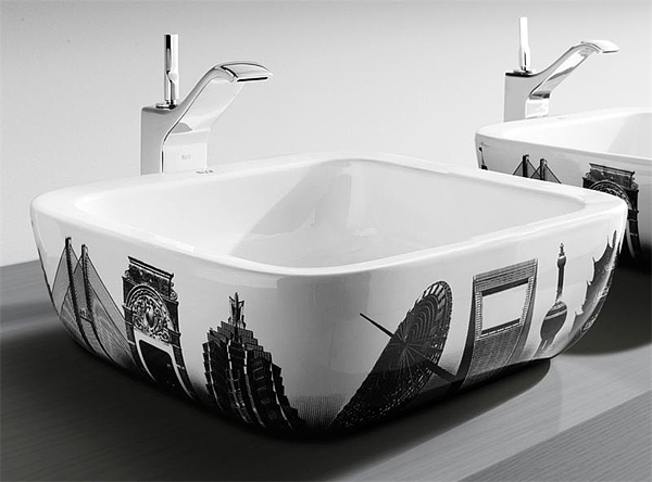 Modernes Design - Inspiration von den größten Weltmetropolen | {Waschbecken modernes design 83}