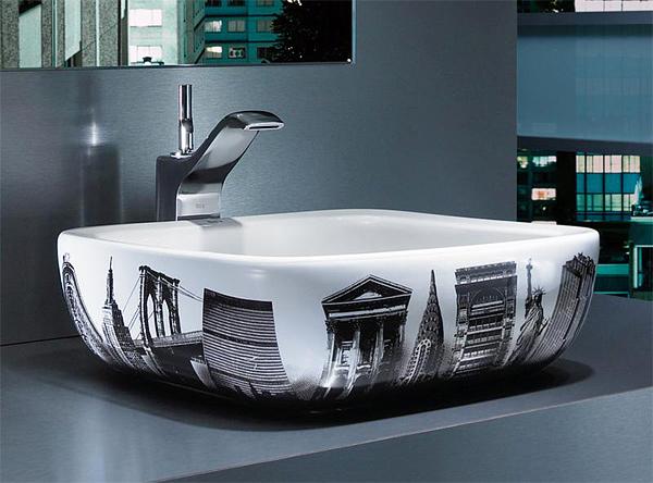 modernes design waschbecken weltstadt inspiration