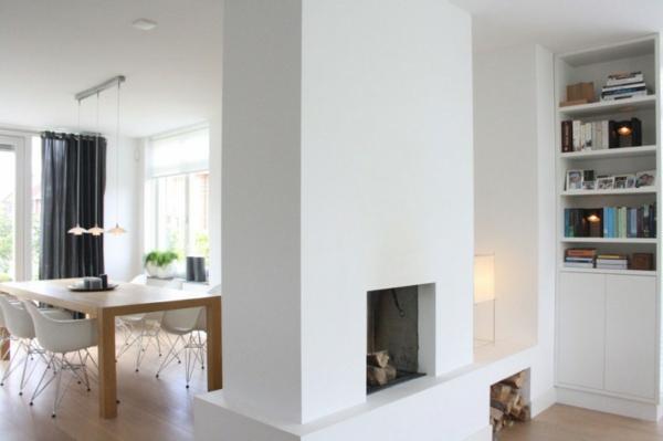 modernes herrliches haus design arbeitsplatte küche weiß