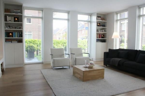 Modernes Herrliches Haus Design Wohnzimmer Niederlanden