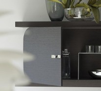 """Modernes Regalsystem Design aus Holz –  """"Cocoon"""" von Paola Navone"""