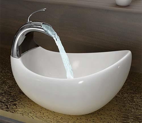 Coole Ideen für modernes Waschbecken im Bad - großartige Spüle Designs