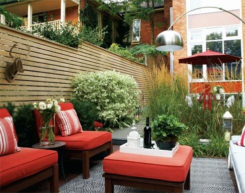 Design Hinterhof Backyards