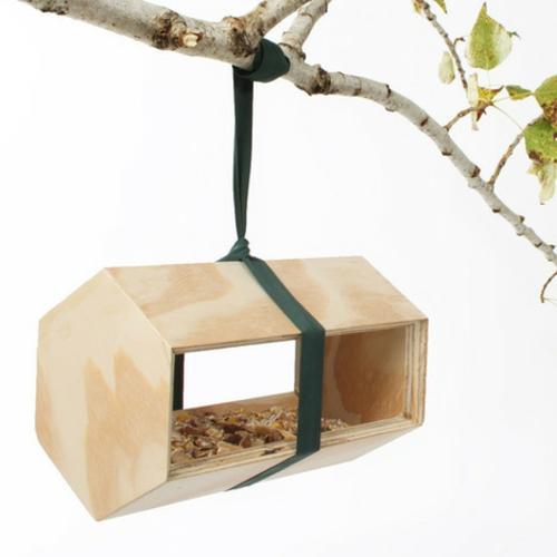 modulares vogel nest aus holz neighbirds h user von. Black Bedroom Furniture Sets. Home Design Ideas