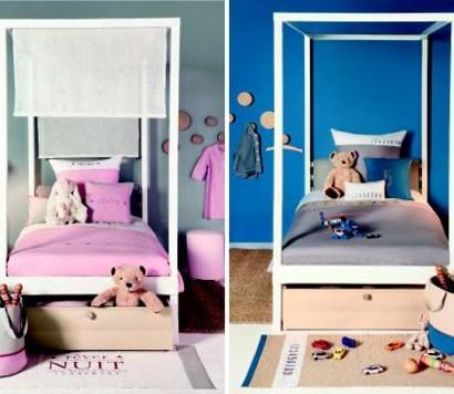 Neues modernes Kinderzimmer von Vibel - verspielte, coole Designs