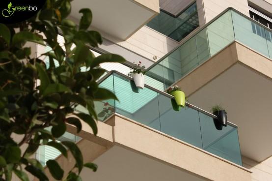 praktische und originelle gestaltungsidee greenbo balkon