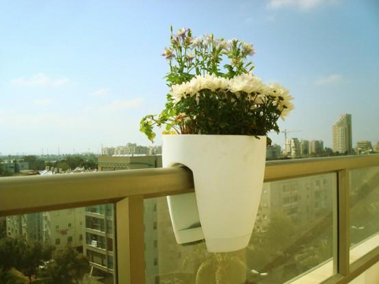 Praktische und originelle Gestaltungsidee - Greenbo-Blumentopf