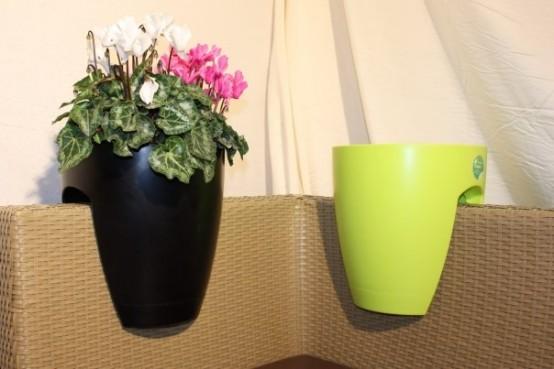 praktische und originelle gestaltungsidee greenbo geländer