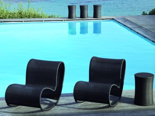 Garten Relaxstuhl Exklusives Design U2013 Topby.info