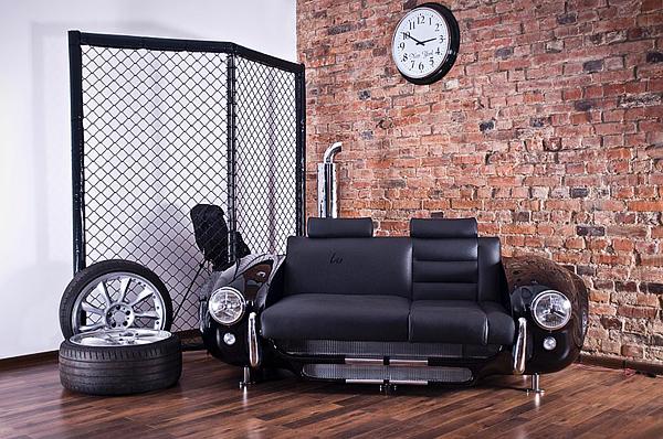 Retro Auto Möbel Designs   Spirit of 427 von LA Design Studio