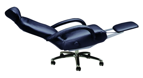 Small footprint office chair small leather swivel chairs for Bequeme couch