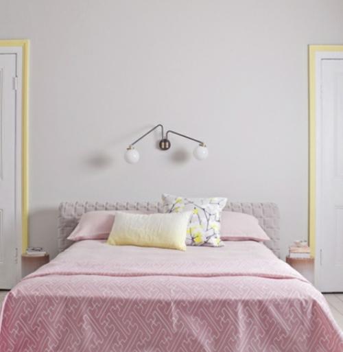 46 Romantische Schlafzimmer Designs