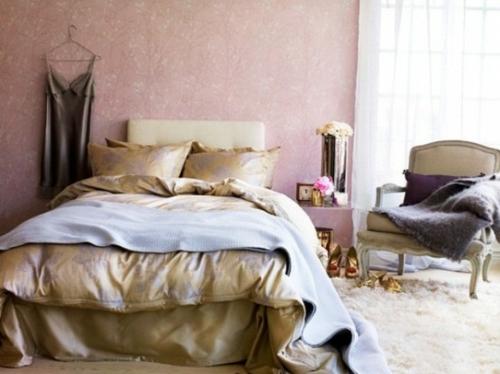 46 romantische schlafzimmer designs - süße träume!