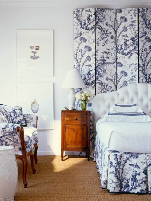 Schlafzimmereinrichtung Romantisch