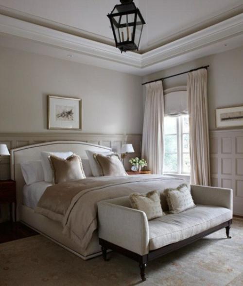 Schlafzimmer romantisch modern  46 romantische Schlafzimmer Designs - Süße Träume!