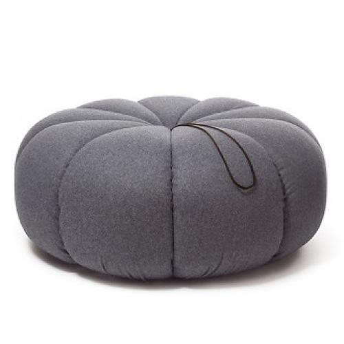 schöne Puff Designs grau zucca pouf todd bracher