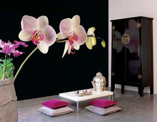 22 Schöne Blumen Details Zum Interior Design Hinzufügen U2013 Coole Deko Ideen  ...