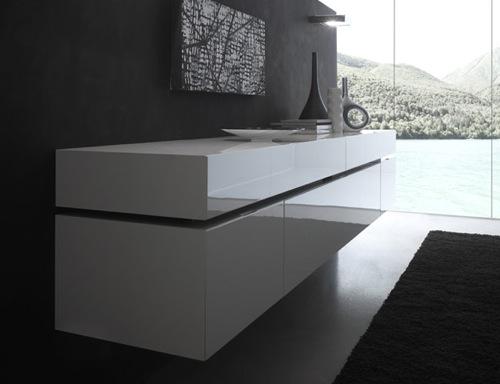 schicke moderne designer kommoden extravaganter. Black Bedroom Furniture Sets. Home Design Ideas