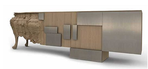 schicke moderne designer kommoden extravaganter blickpunkt zu hause. Black Bedroom Furniture Sets. Home Design Ideas