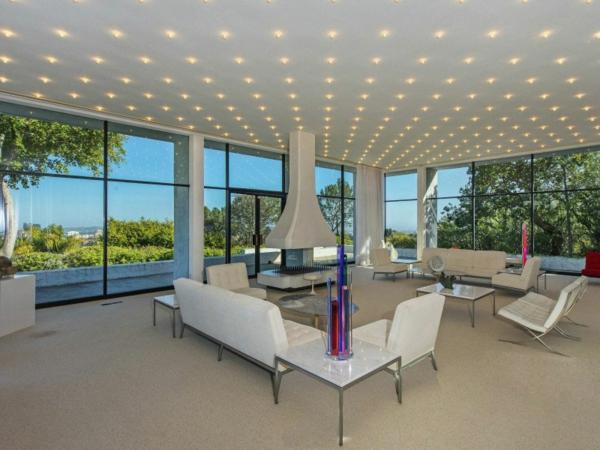 deckenbeleuchtung wohnzimmer deckenleuchte eingebaute leuchten