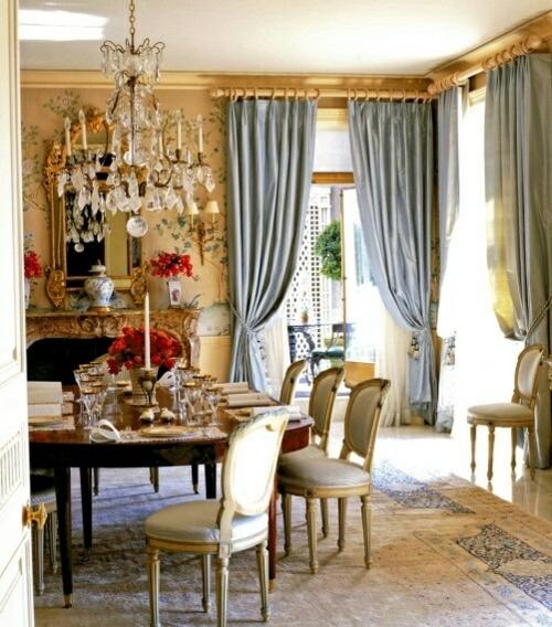 31 elegante esszimmer design ideen klassische feminine note for Esszimmer luxus