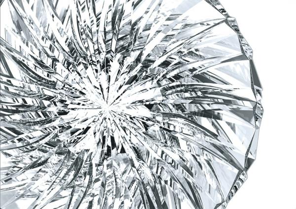 strahlendes glas design asiatisch stil hocker tisch stuhl