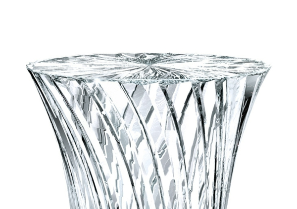 strahlendes glas design asiatisch-stil hocker