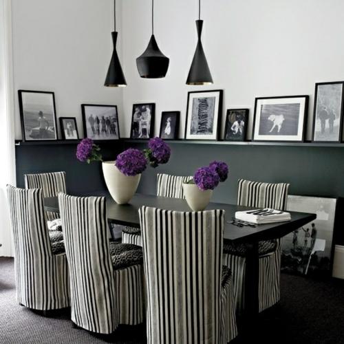 25 Elegante Esszimmer Designs In Verschiedenen Stilen ...