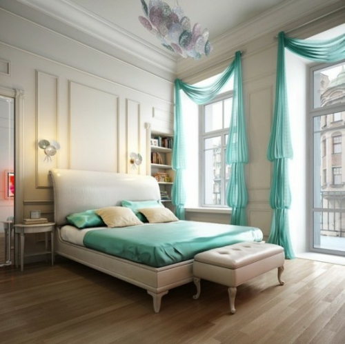 46 romantische schlafzimmer designs s e tr ume. Black Bedroom Furniture Sets. Home Design Ideas