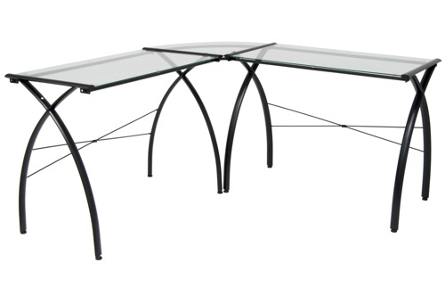 transparente designer möbel aus glas tische