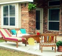 Wohnbereich im Garten gestalten – herrliche Sitzecken im Freien