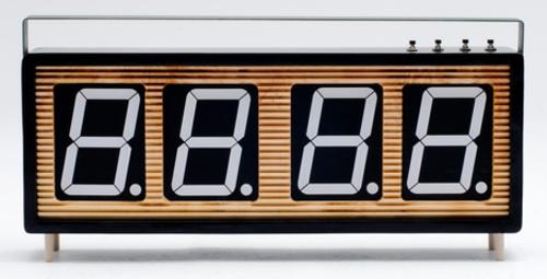 Countdown Stoppuhr Design Wohneinrichtung struktur