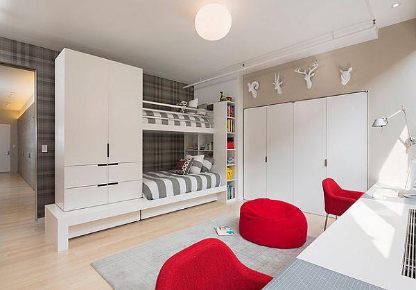 Designer Kinderzimmer innovative designer ideen fürs kinderzimmer angebracht