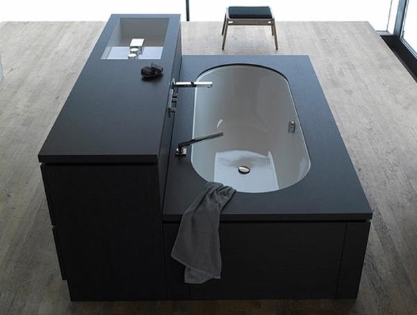 Möbel für bad  Modulare Badezimmer Möbel - coole Einrichtung im Bad