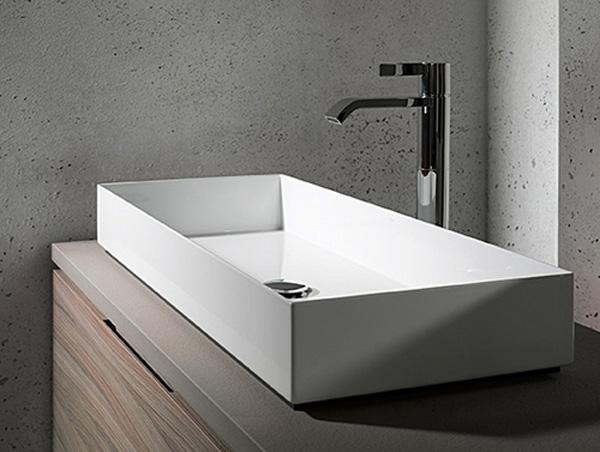 waschbecken badezimmer ~ kreative ideen für ihr zuhause-design, Badezimmer gestaltung