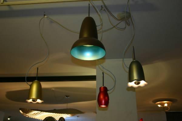 originelle pendelleuchten designs im esszimmer