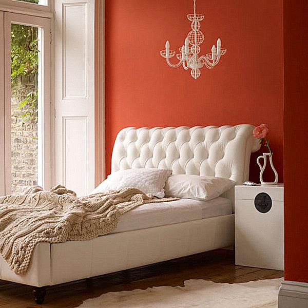Schlafzimmer : Schlafzimmer Orange Weiß Schlafzimmer Orange Weiß ... Schlafzimmer Orange
