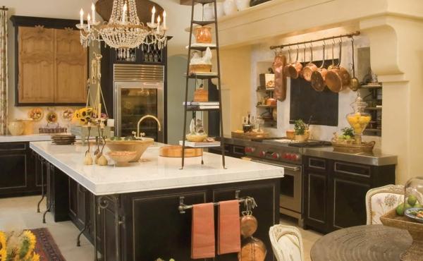 küchen kaufen landhaus | artvsm. amerikanische luxus, Moderne deko