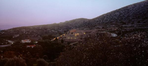 antikes designer haus stein baustruktur blick aussicht