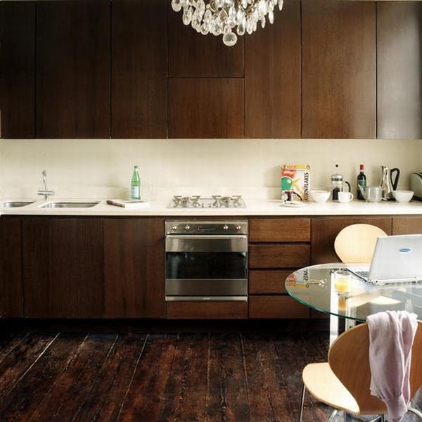 schicke moderne holz küchen designs asiatisch ausstattung küche