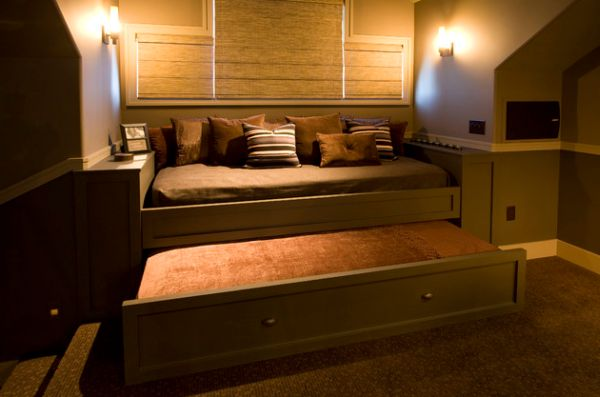 Twin Bunk Beds Into Day Beds