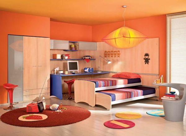 Ausziehbare hochbetten im kinderzimmer 24 originelle ideen for Kinderzimmer 24