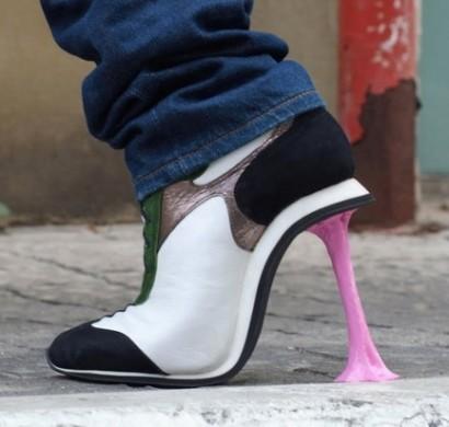 reputable site d6e5d aba56 Coole exzentrische Damen Schuhe von Kobi Levi