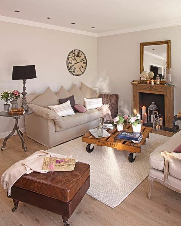 Coole fusion von stilen selbst machen tolle einrichtung - Wohnzimmer deko selber machen ...