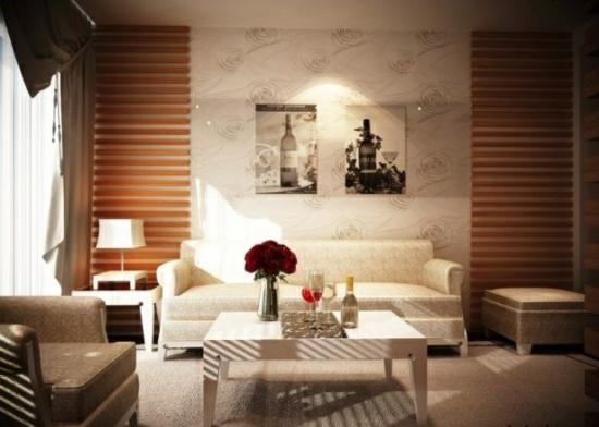 coole moderne interior designs gemütlich wohnbereich sofa