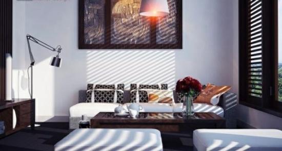 coole moderne interior designs gemütlich wohnzimmer