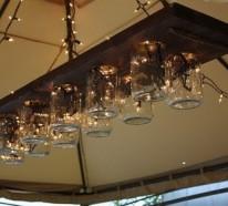 10 coole moderne Weckglas Leuchten – Seien Sie kreativ!