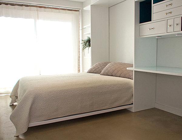 coole praktische schlafsofas kleine wohnungen doppelbett