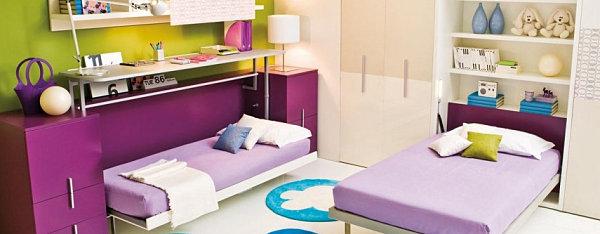 coole praktische schlafsofas kleine wohnungen verspieltes design