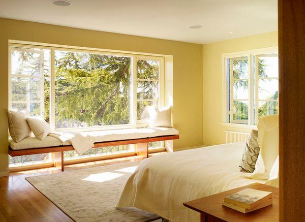 coole schlafzimmer farbpalette akzente einladend warm